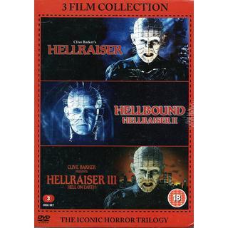 Hellraiser Trilogy [DVD]